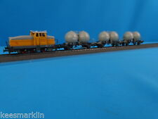 "Marklin 28452 NS Cement Train Set ""Railbouw Leerdam"""