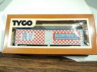 Tyco ho scale Ralston Purina 40' Billboard Refrigerator  Car 1