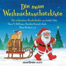 FREDRIK VAHLE - DIE NEUE WEIHNACHTSSCHATZKISTE  CD NEU
