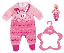 Zapf Creation Einteiler Strampler Anzug Mehrfarbig Spielzeug Puppen & Zubehör Kleidung & Accessoires