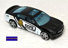 Hot Wheels Batman Gotham City Police Car [Exclusive set car] - New/Mint/VHTF