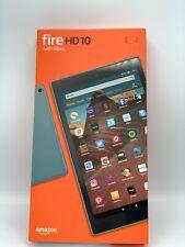 "New Amazon Kindle Fire HD 10"" 32GB Tablet Alexa | 2020 Latest Model | Blue"