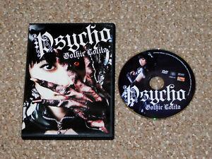 Psycho Gothic Lolita DVD 2011 Go Ohara Tokyo Shock