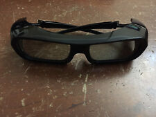 Genuine Sony Bravia TDG-BR250 3D Glasses Black Active Eyewear