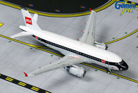 GEMINI JETS BRITISH AIRWAYS A319(S) RETRO BEA LIVERY  1:400  GJBAW1859 IN STOCK
