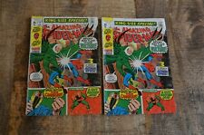 Amazing Spider-Man Annual #7 King Size Special (Marvel, Dec 1970) VG/FN Lot of 2