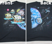 Vintage 90's All Over Print AOP Harlequin Men's (XL) T-Shirt Age Of Discovery