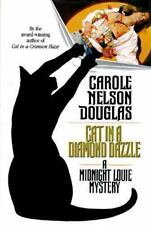 Midnight Louie Mystery : Cat in a Diamond Dazzle by Carole Nelson Douglas