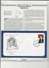 Official International Tributes To Princess Diana 100+ FDC RET. $775.00 (LR465)