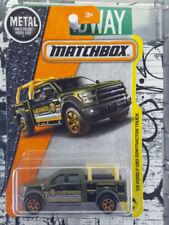 Coches, camiones y furgonetas de automodelismo y aeromodelismo camionetas Matchbox de escala 1:64