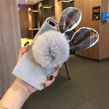 Cute Pom Pom Furball Bunny Iphone X XS case