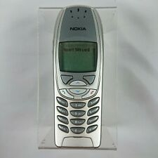 Nokia 6310i Unlocked Mobile Phone - Silver - Tested - Mercedes-Benz