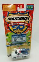 Matchbox Across America 50th Birthday Series - New York King Tow (2001)