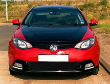 MG6 MG6 GT MAGNETTE ALL MG6  304 STAINLES FINE FRONT MESH GRILLE SET 4 IN BLACK