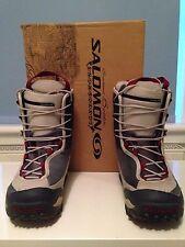 Botas De Snowboard Salomon Diadema para mujer Talla EUR 41 UK 7.5