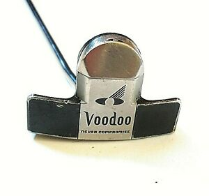 "Never Compromise Voodoo 34"" Putter Rh 0866672 With Cover"
