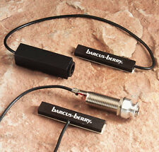 """Barcus-Berry 1457XL: """"Outsider"""" Piezo Transducer with 2 foot cable,  Brand New"""