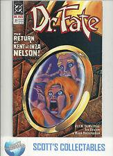 Dr Fate  #21   NM