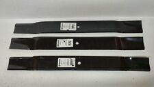 "Qty-3 25"" Stens 320-026 Hi-Lift Blade for 72"" Deck Grasshopper 320250"