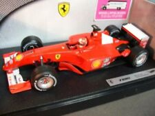 1/18 Hot Wheels Ferrari F1 2001 Michael Schumacher SONDERPREIS 49,99