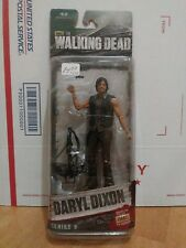 "Daryl Dixon McFarlane Toys AMC The Walking Dead TV 5"" Series 6 Norman Reedus"