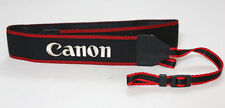 Genuine Canon shoulder strap for Canon EOS DSLRs