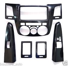 TOYOTA HILUX MK6 PICKUP VIGO SR5 SR CARBON DASH INTERIOR COVERS TRIM 2 DOORS 05+
