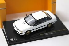1:43 IXO Subaru Legacy 2.0 Turbo RS Type RA 1989 white NEW bei PREMIUM-MODELCARS