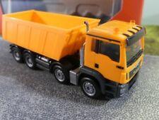 1/87 Herpa MAN TGS M Euro 6 Muldenkipper orange 307727