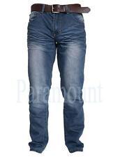 Crosshatch Cotton Regular Jeans Men's Stonewashed