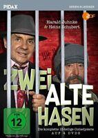 ZWEI ALTE HASEN -HARALD JUHNKE,HEINZ SCHUBERT,MARTIN SEMMELROGGE 4 DVD NEU
