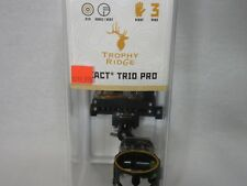 Trophy Ridge React Trio Pro Right Hand Black 3 pins sight