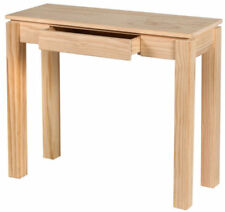 Hall Table with Drawer, 900 wide