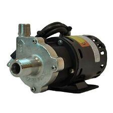 Chugger Pump - Stainless Head / Center Inlet Pump