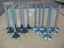 Chevrolet Aveo 09-10 DOHC Etec II Intake + Exhaust valves  set of 16..new!!