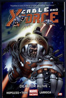 Cable and X-Force Vol 2 Dead or Alive New TPB Graphic Novel Marvel Comics