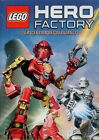 13851 // LEGO HERO FACTORY L'ASCENSION DES DEBUTANTS DVD NEUF SOUS BLISTER