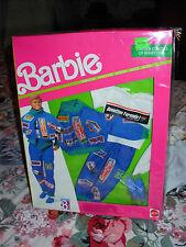 1990 #9497 Ken United Colors Of Benetton Fashion MIB Barbie Mattel