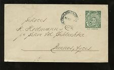 URUGUAY 1885 FINE STATIONERY COVER BUENOS AIRES SEAPOST