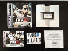 FIFA 07 Soccer Gameboy Advance/DS Nintendo PAL FR