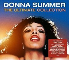 Donna Summer Ultimate Collection 2016 CD Best Hits