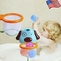Puppy Basketball Shooting Bathtub Mini Basketball Children's Educational Toys US