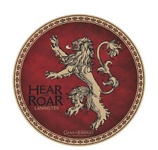 Game Of Thrones Lannister Hear Me Roar Sigil Mousepad It IMPORT Abystyle