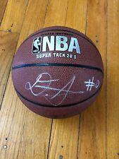 ARIZONA WILDCATS DEANDRE AYTON SIGNED BASKETBALL NBA FUTURE #1 PICK JSA COA