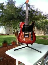 Paisley Telecaster Custom build Just Finished-No Reserve