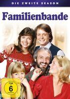 FAMILIENBANDE S2 (MICHAEL J. FOX, JUSTINE BATEMAN,...)  4 DVD NEUF