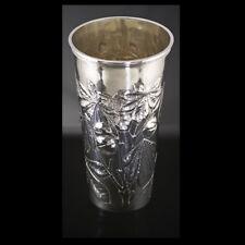 Danish Vintage Silver Vase - A. Dragsted 1919