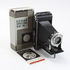 KODAK SPECIAL SIX-16, 127/4.5 K.A. SPECIAL (HAZE), BOXED, SPEEDS OFF/cks/200260