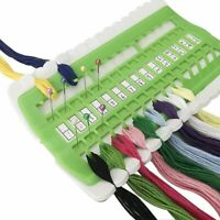 Floss Organizers Embroidery Thread Organizer Cross Stitch Row Line Sewing