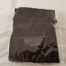 LORD OF THE RINGS PS4 XBOX ONE MIDDLE EARTH SHADOW OF WAR METAL KEYRING NEW